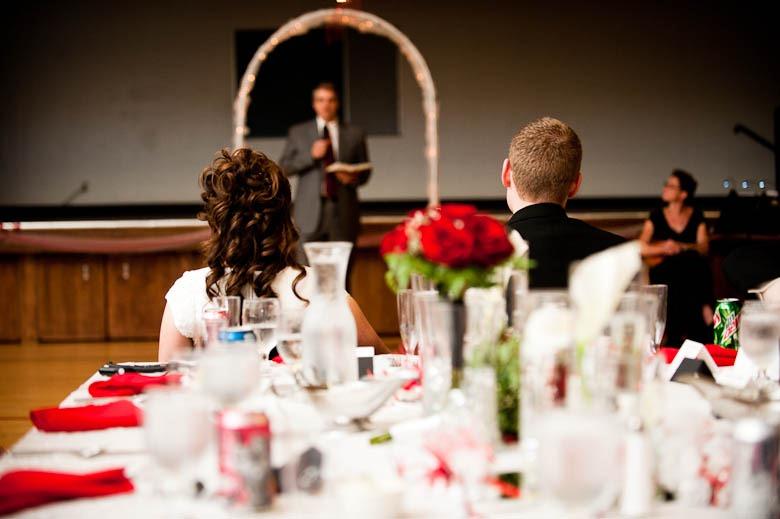 St Paul LDS Temple Wedding
