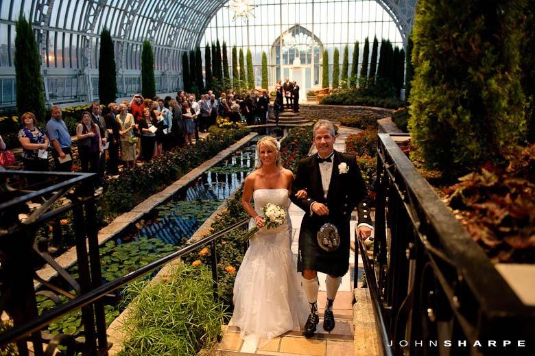 Scottish Wedding Como Zoo Conservatory 35