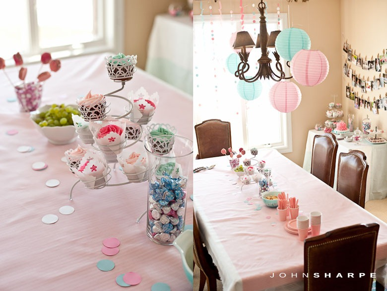 1 Year Old Birthday Cake 1st Decorations Ideas Baby Girl First Smash Photography