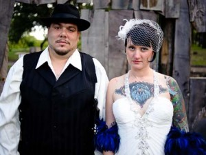 Roaring 20's Themed Wedding
