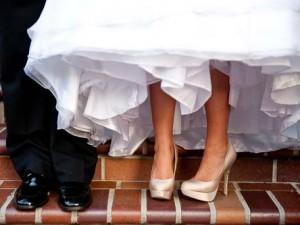 Oakland LDS Temple Wedding