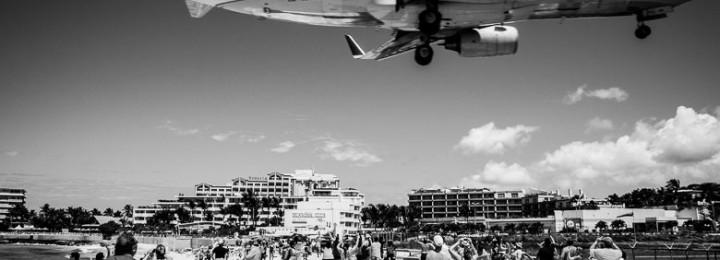 Maho Beach–St. Maarten