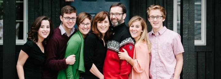 Winter Family Photos – Barlow Family