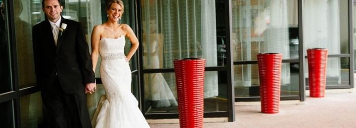 Rochester MN Marriott Wedding – Jenna & Phil