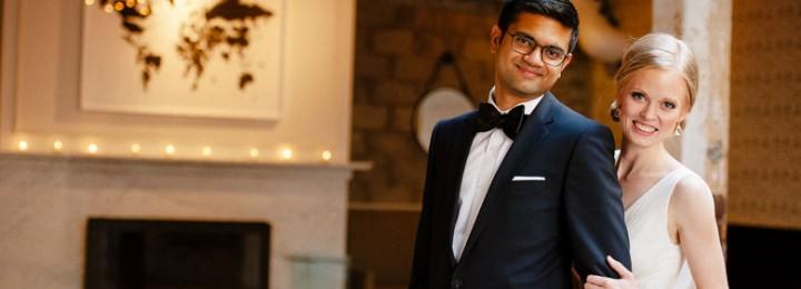 The Bachelor Farmer Wedding – Colleen + Aditya