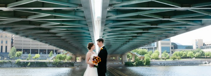 International Market Square Wedding – Alison + Jared