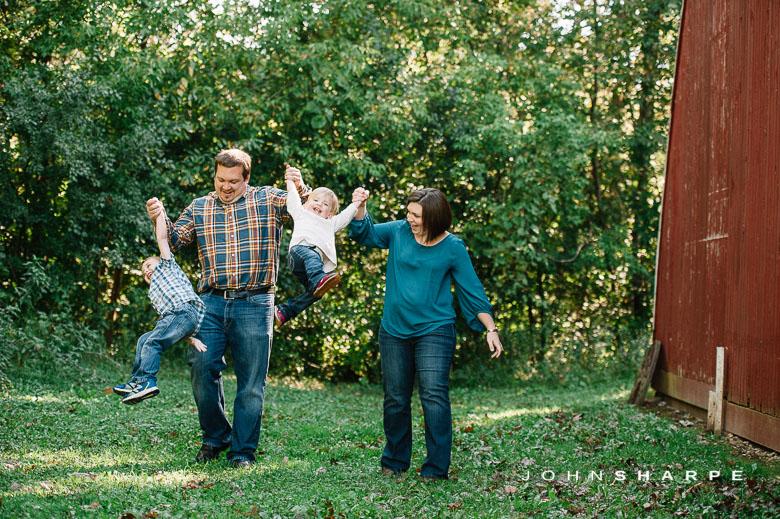 McCarragher Family