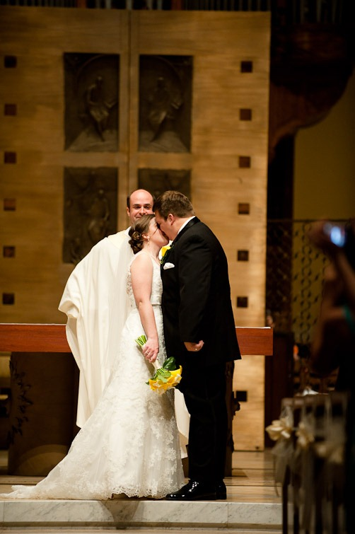Chapel of St Thomas Aquinas Wedding