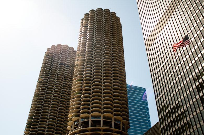 Corncob Towers