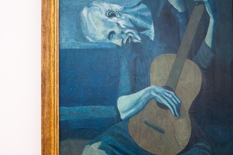 Art Institute of Chicago Picasso
