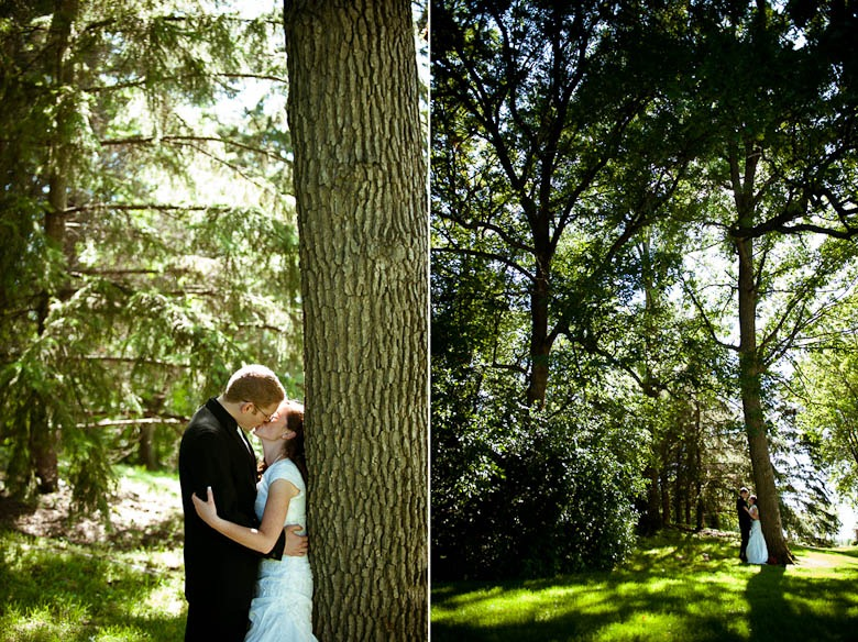 St Paul LDS Temple Wedding
