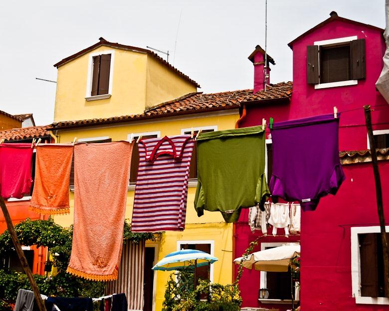 Venice Burano Italy Photography