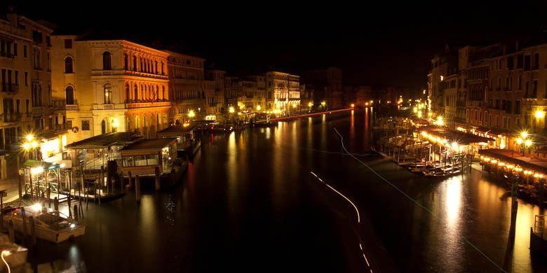 Venice Italy Photography - Night
