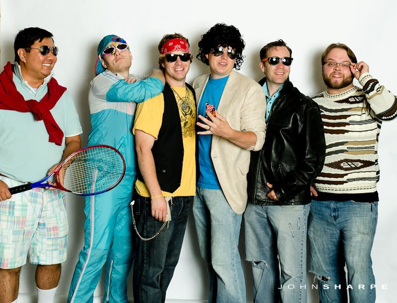 80's Costume Party-10
