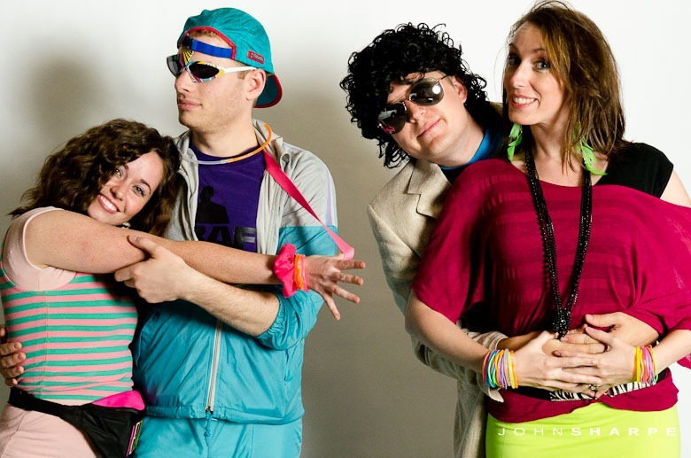 80's Costume Party-15
