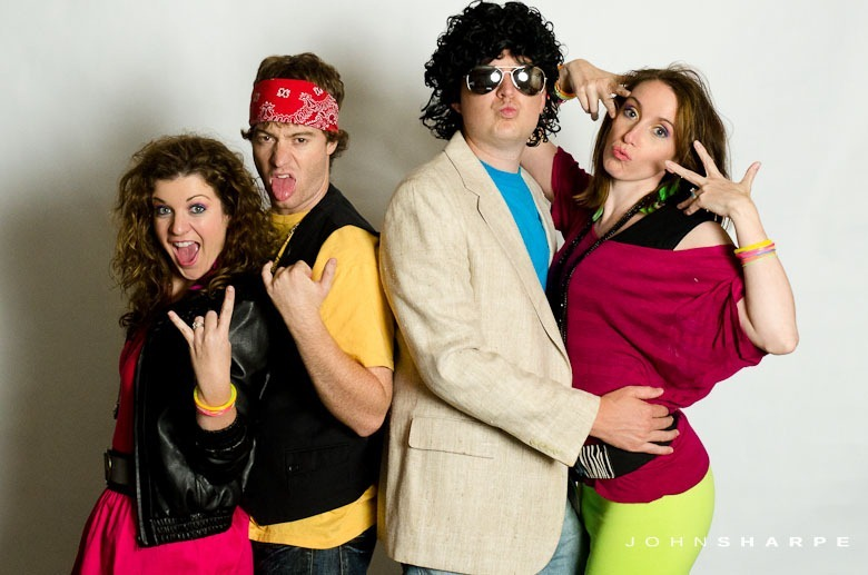80's Costume Party-16