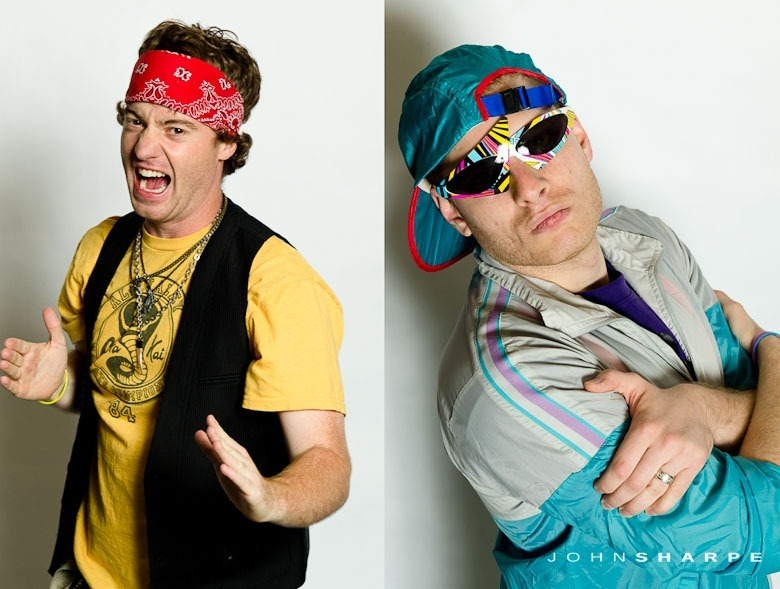80's Costume Party-20