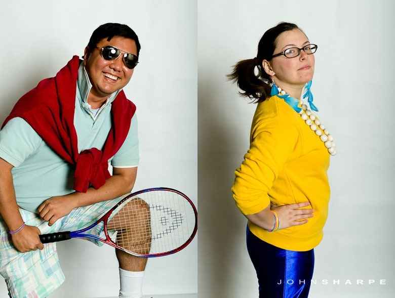 80's Costume Party-23