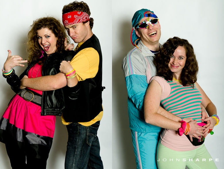 80's Costume Party-26