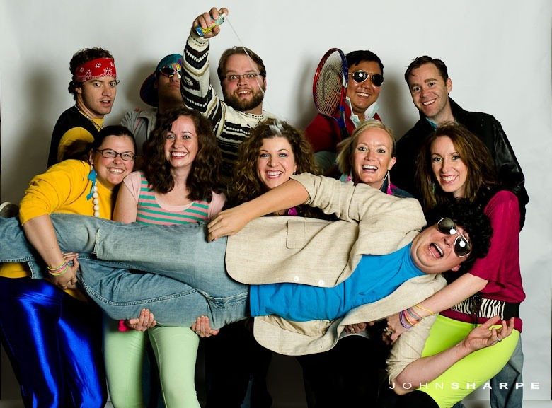 80's Costume Party-4