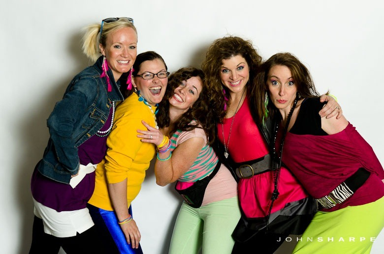 80's Costume Party-6