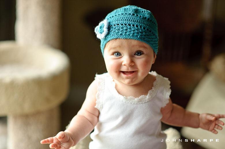 crocheted baby hats-7
