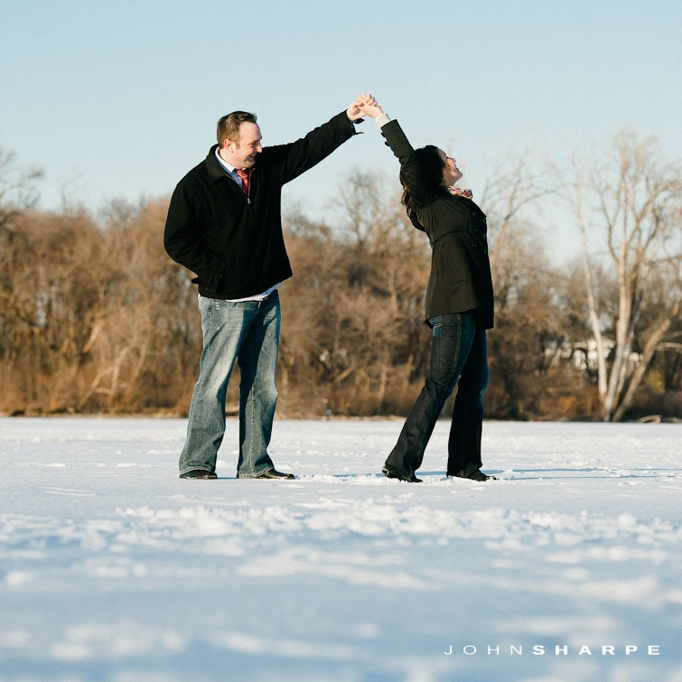 Lake of the Isles Engagement Photos (12)