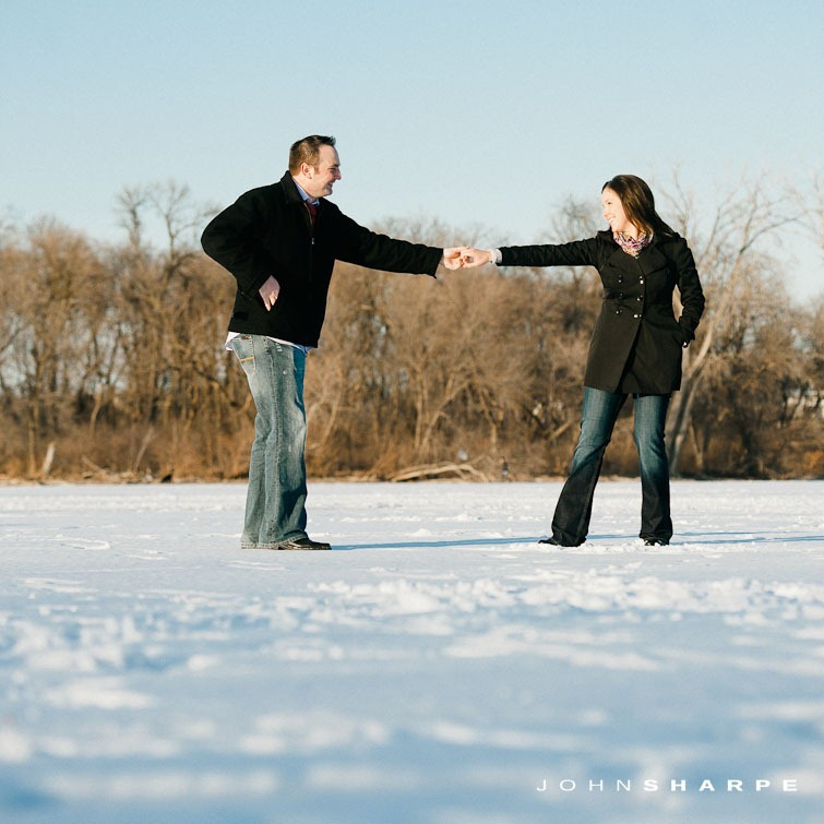 Lake of the Isles Engagement Photos (13)
