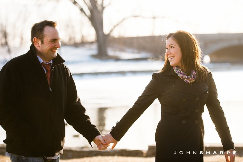 Lake of the Isles Engagement Photos (6)