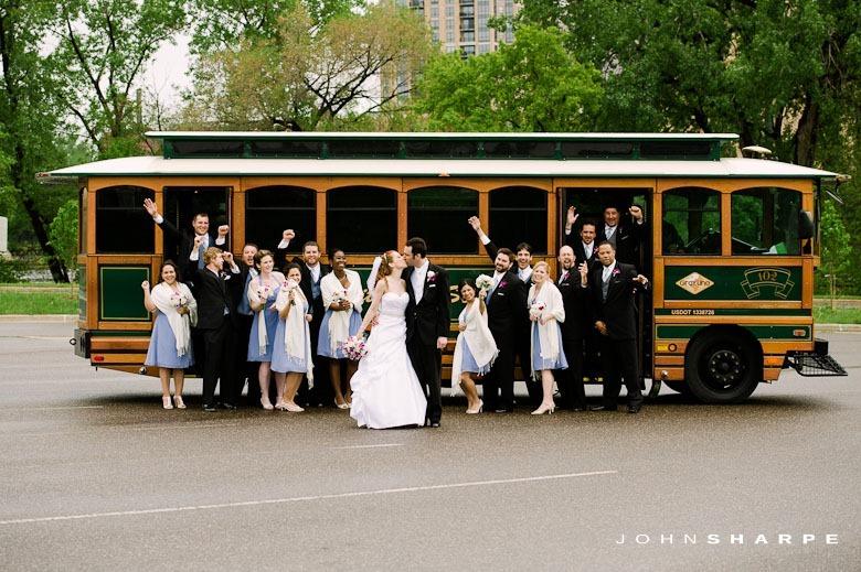 Nicollet Island Pavilion Wedding (17)