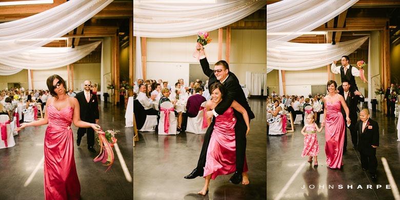 Vadnais Heights Commons Wedding Sarah Tony Rochester Mn Family