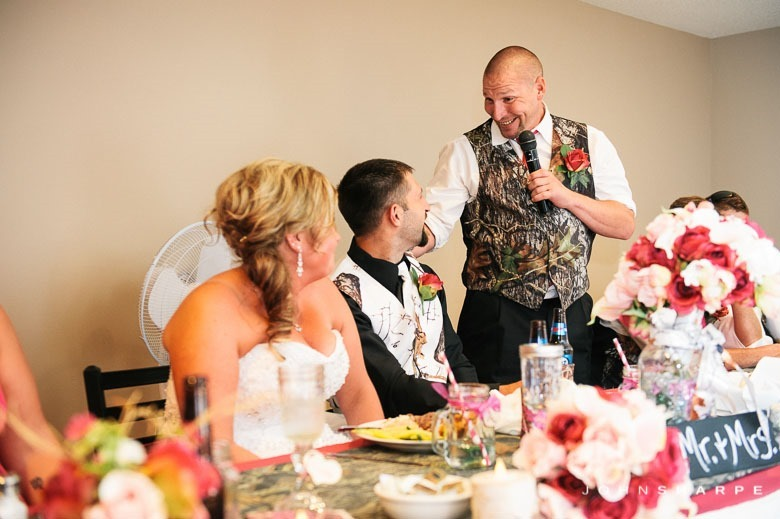 Jenny + Eric's Wedding
