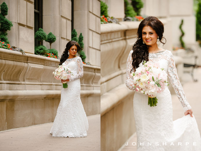 Saint Paul Hotel Wedding Photos--6