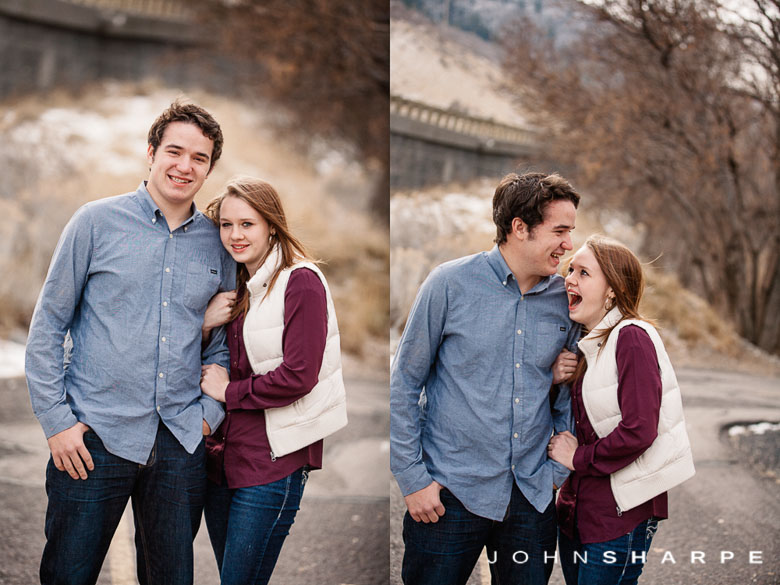 Provo Canyon Engagement Photos-