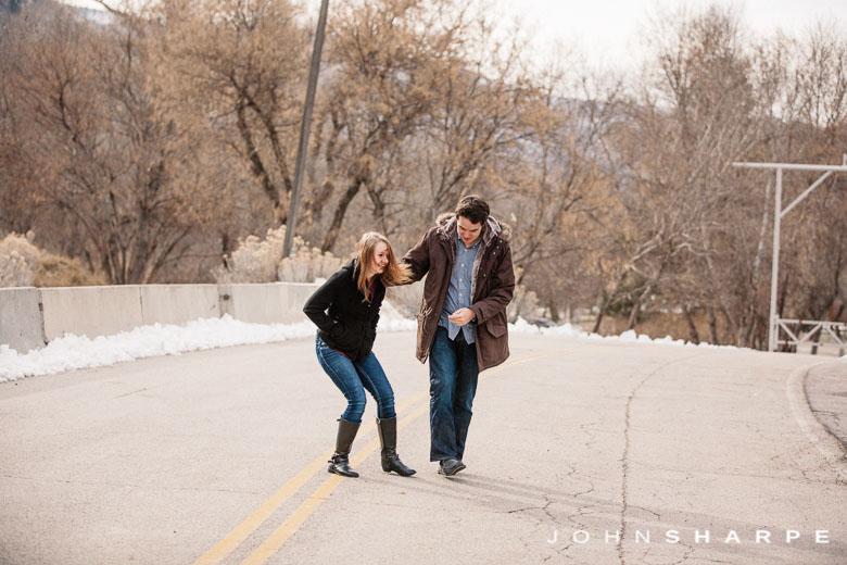 Bergon + Zac Engaged